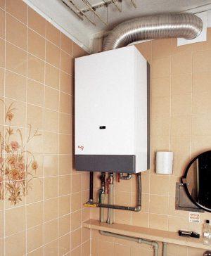 Настенный газовый водонагреватель (колонка)